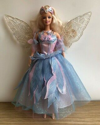 Barbie Doll As Odette. Barbie Of Swan Lake. Light Up Wings And Crown. 2003. VGC • 28.99£