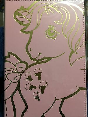 My Little Pony Retro Fizzy A5 Notebook Lined Pages Girls Childrens Book • 5.50£