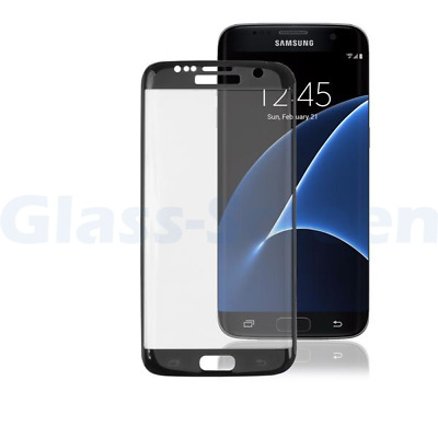 $ CDN11.33 • Buy Samsung Galaxy S7 Edge G935 Full Cover Curved Tempered Glass Screen Protector