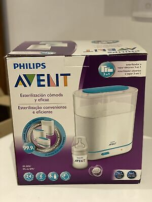 AU70 • Buy Philips AVENT 3-in-1 Electric Steam Steriliser
