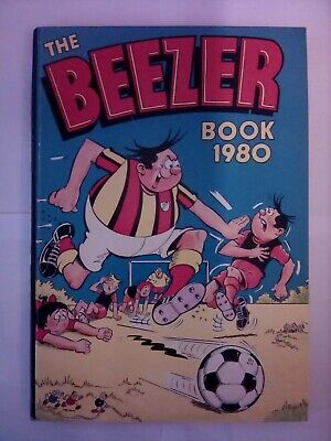 The Beezer Book 1980 Good Condition No Writing • 3.40£
