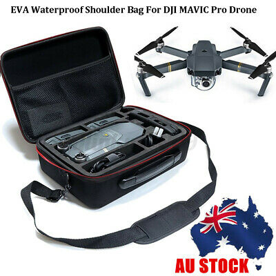AU24.43 • Buy Waterproof Carry Case Storage Shoulder Bag Backpack For DJI MAVIC Pro Drone