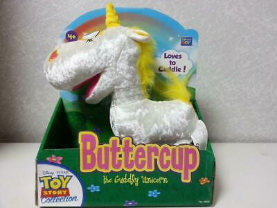 £805.52 • Buy Toy Story Collection Buttercup Plush John Lasseter With Signature Certificate