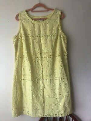 Womens Debenhams Rjr John Rocha Yellow Day Dress. Never Worn, Labels Attached  • 23£