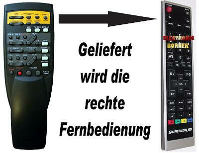 Replacement Remote For Yamaha RAV8 RAV9 VZ33820 RXV493RDS RXV393RDS DSP-A492 • 14.74£
