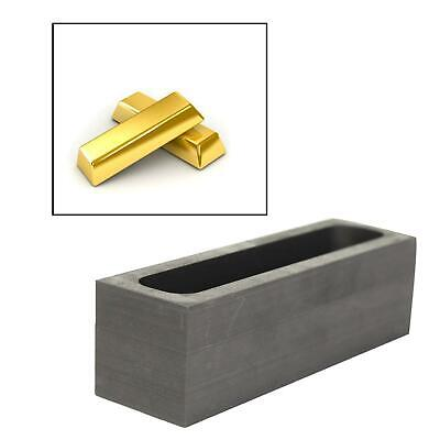 Gold / Silver Melting Ingot Mould Bar Square Graphite Crucible Round Coin Mold • 14.39£