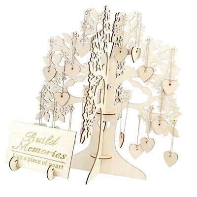 £10.09 • Buy    Wishing Tree Ornament For Wedding Reception Guest Sign Name