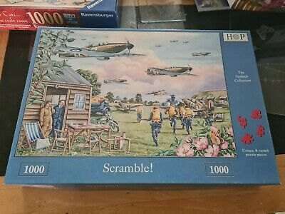 House Of Puzzles - 1000 Piece Jigsaw HOP Scramble! • 2.39£