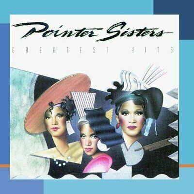 The Pointer Sisters - Greatest Hits [US Import] - The Pointer Sisters CD DLVG • 5.72£
