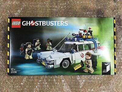 LEGO Ideas Ghostbusters Ecto-1 (21108)New Sealed Perfect • 89£