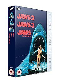 Jaws 2/Jaws 3/Jaws - The Revenge (DVD, 2006, 3-Disc Set, Box Set) • 4.85£