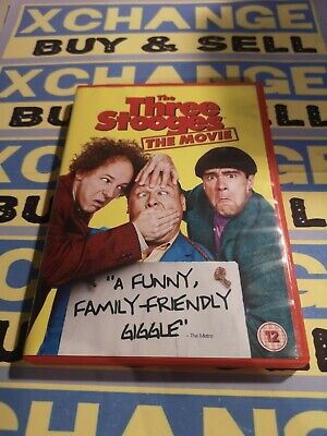 The Three Stooges (DVD, 2013) • 1.99£