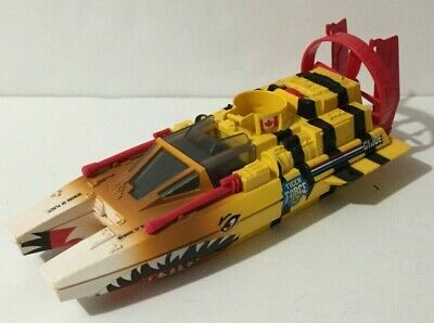 $ CDN60 • Buy Gi Joe Vintage Tigershark Near Complete Hasbro 1988