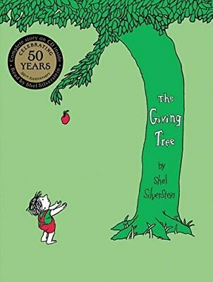 The Giving Tree With CD By Silverstein,Shel Book The Cheap Fast Free Post • 14.09£