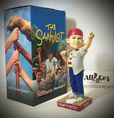 $ CDN57.08 • Buy 2018 Philly Phillies Ham Porter  Great Hambino  Sandlot Movie Se Sga Bobblehead