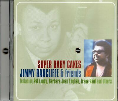 Jimmy Radcliffe & Friends - Super Baby Cakes CD (Classic Soul 1963-1971) New • 3.95£