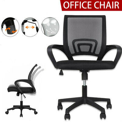 AU48 • Buy Office Chair Adjustable Gaming Chair Computer Mesh Chairs Executive Swivel AU