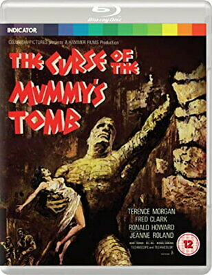 The Curse Of The Mummy's Tomb   [2020] [New Blu-ray] • 13.29£
