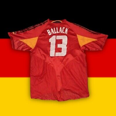 *VERY RARE* Retro 2004-06 Germany 3rd Football Shirt, Ballack On The Back - 2XL • 24£