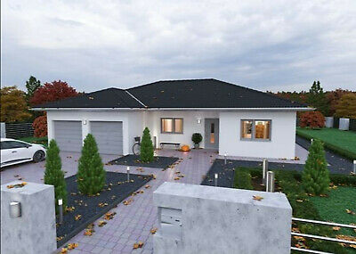 Custom House Home Building Plans 4 BedRoom 3 BathRoom & Garage With CAD Fil • 7.15£