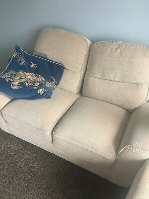 Used 3 Piece Suite Fabric, 2 Seater, 1 Recliner, 1 Seater • 0.01£