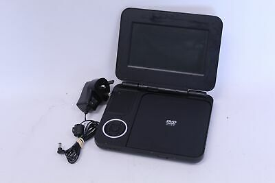 ASDA PTDVD7 Portable DVD Player With 7  Display Screen - B27 • 9.99£