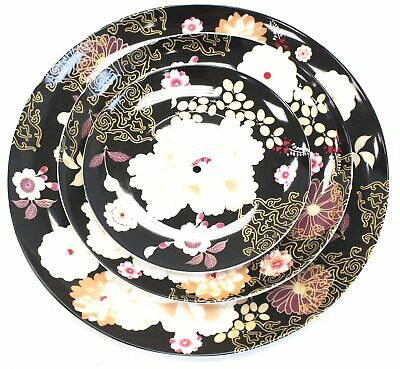 MAXWELL & WILLIAMS Kimono Fine Bone China 3 Tiered CAKE STAND, Boxed - S89 • 4.99£