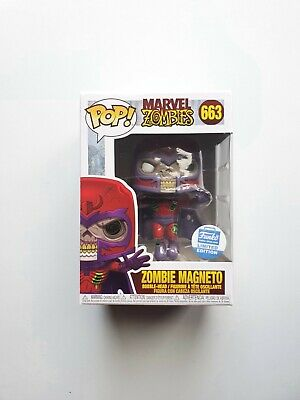 Funko Pop! Marvel Zombies Zombie Magneto 663 LIMITED EDITION • 31.99£