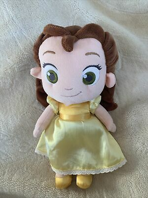 Disney Store Animator Plush Doll Princess Belle Beauty And The Beast Soft Cuddly • 16£
