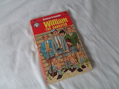 RICHMAL CROMPTON - William The Gangster (1960's P/b) • 0.99£