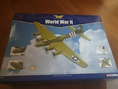 Corgi Aviation Archive Boeing B17F Flying Fortress Sweet And Lovely AA33302 • 90£