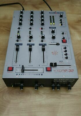 Allen And Heath Xone:32 Mixer  [ Xone32 • 119£