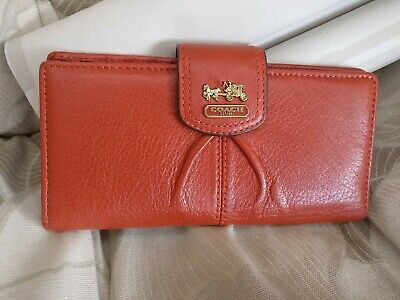 Coach Purse Leather  Card Wallet  • 22.99£