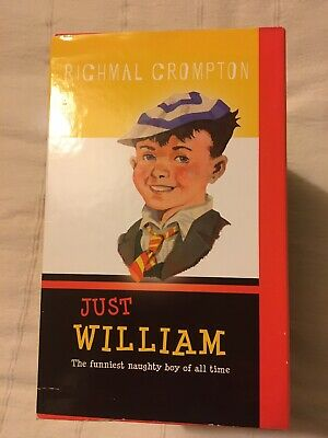 Just William Stories By Richmal Crompton, Boxed Set • 20£