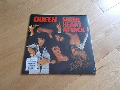 Queen - Sheer Heart Attack - (halfspeed Mastered) 180gram Vinyl LP  NEW, SEALED  • 19.99£