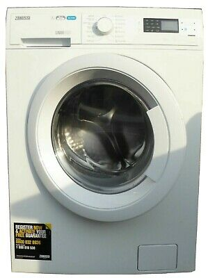 Zanussi Freestanding Washer Dryer - White (ZWD71663NW), Collection Only • 225£