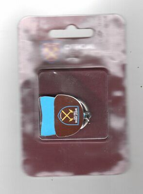 £3.99 • Buy WEST HAM UNITED F.C. Keyring Metal Cap With Crest Official Product FREE POST UK