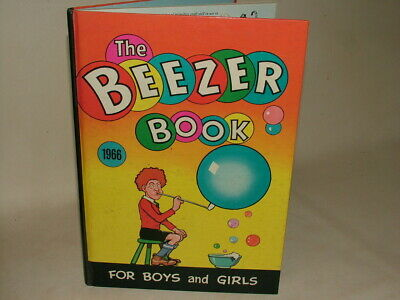 Vintage Annual The Beezer Book 1966   • 3£