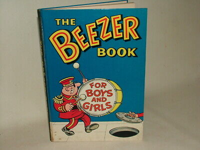 Vintage Annual The Beezer Book 1965   • 3£
