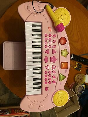 £6.95 • Buy Chad Valley Musical Keyboard With Seat