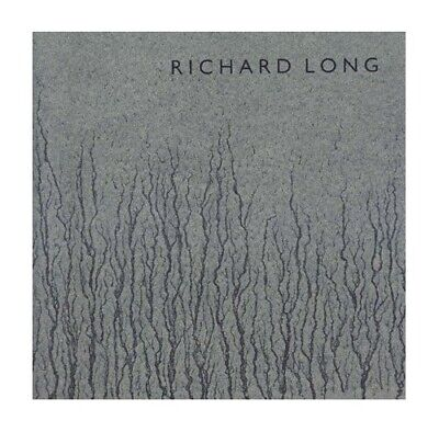 Richard Long: Walking And Marking By Elliott, Patrick Paperback Book The Cheap • 53.99£