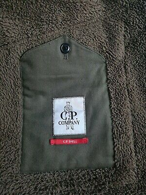 Cp Company Shell Jacket Olive Green Large - Immaculate ! • 62£