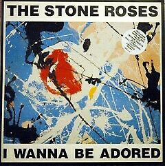 The Stone Roses - I Wanna Be Adored (12 , Single) • 55.49£