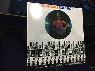 Sixto Rodriguez - Cold Fact (LP, Album, Unofficial, BLA) • 26.99£