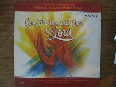The Cam Floria Continental Voices - Come Praise And Bless The Lord Volume 2 (... • 11.99£