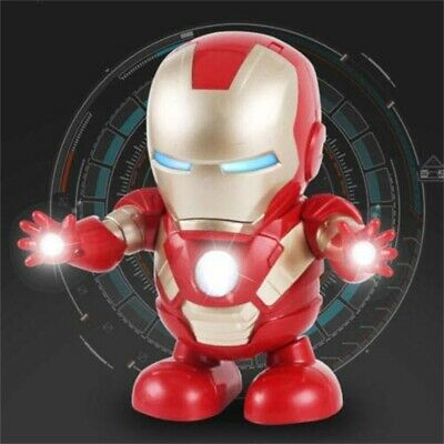 AU21.58 • Buy Toys For Boys Kids Music Dancing Robot 2 3 4 5 6 7 8 9 Years Age Old Xmas Gift