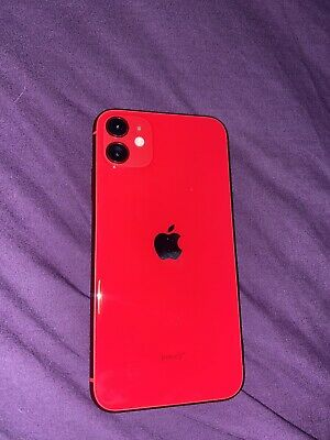 AU499 • Buy Apple IPhone 11 (PRODUCT)RED - 128GB (Unlocked) Very Good Condition