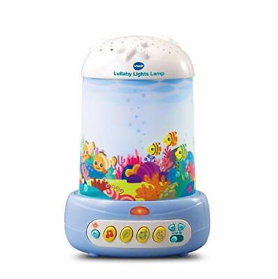 VTech Lullaby Lights Lamp, Baby Night Light Projector, Baby Cot Toys, Newborn • 40.99£