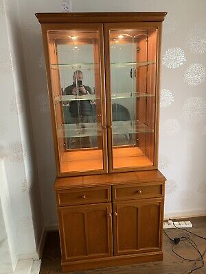 Stag Display Cabinet • 90£