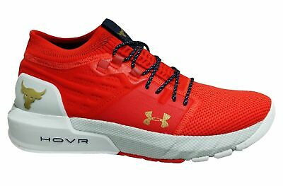 AU129.98 • Buy Under Armour Project Rock 2 Lace Up Youth Slip On Running Trainers 3022704 604